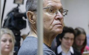 L'ex-ministre de l'Economie russe Alexeï Oulioukaïev