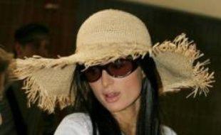 Paris Hilton en vacances!