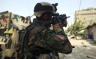 Les forces spéciales après l'attaque de la prison