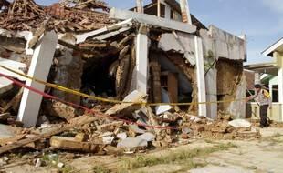 Un précédent séisme sur l'île de Java en mars 2020.
