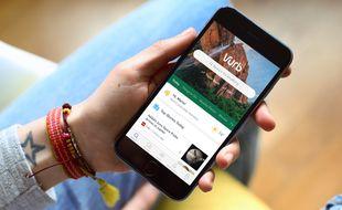 Snapchat rachète Vurb pour plus de 100 millions de dollars