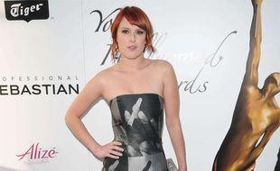 Rumer Willis, la fille de Bruce Willis et Demi Moore, lors des 11e Young Hollywood Awards, à Los Angeles, le 7 juin 2009.