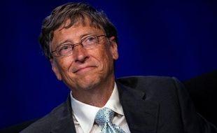 """Bill Gates, le cofondateur de Microsoft devenu milliardaire et philanthrope, est en quête des toilettes du futur, une nécessité """"pour la santé publique et la dignité humaine"""", car le manque d'accès aux sanitaires est """"un fardeau économique et de santé publique pour des communautés pauvres""""."""