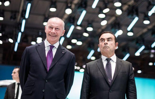 VIDEO. Arrestation de Carlos Ghosn: Thierry Bolloré prend l'intérim de la direction du groupe Renault-Nissan