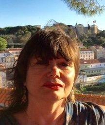 Patricia Correia, mère d'une victime tuée dans l'attentat du Bataclan à Paris le 13 novembre 2015.