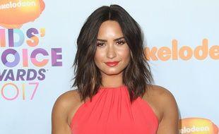 Demi Lovato à Los Angeles