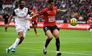 Le jeune défenseur rennais Nayef Aguerd devrait enchaîner une quatrième titularisation samedi soir face à Monaco.