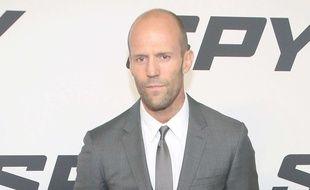 L'acteur Jason Statham à l'avant-première du film «Spy» à New York, le 1er juin 2015.