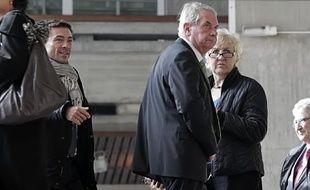 Le maire de Wasquehal, Gérard Vignoble, comparaissait en audience correctionnelle au tribunal de Lille pour détournements de fonds publics.