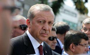Le président turc Recep Tayyip Erdogan. (Archives)