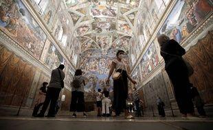 La Chapelle Sixtine, star des musées du Vatican