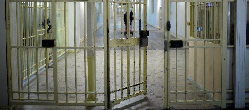Un couloir de la prison de Fresnes (image d'illustration).
