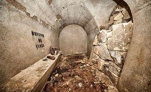 L'abri découvert à Béziers