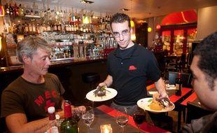 Plus d'un millier de restaurants sont en activité sur la ville de Bordeaux - Photo : Sebastien Ortola