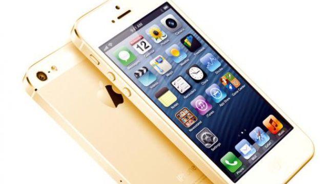 Apple préparerait un iPhone doré