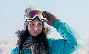 Aux sports d'hiver, notre peau doit être particulièrement protégée.