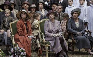 Image de la saison 5 de Downton Abbey