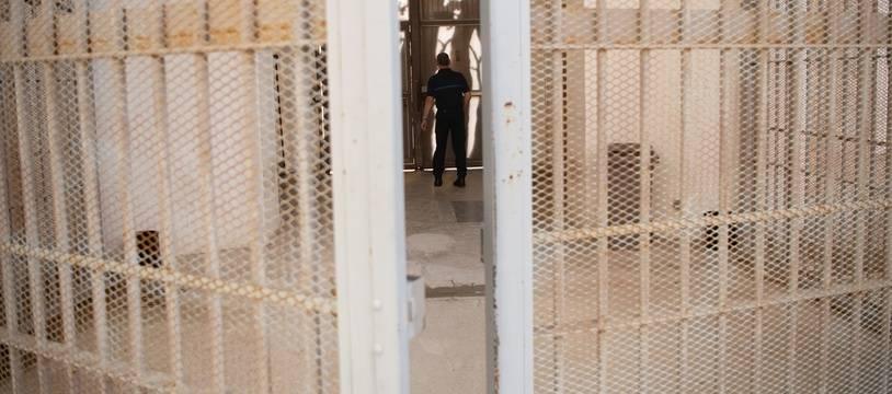 Un surveillant de la prison des Baumettes (photo d'illustration).