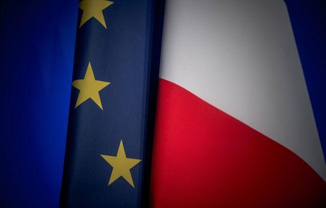 648x415 drapeaux union europeenne france illustration