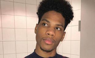La jeune athlète français Mathieu Louisy a été arrêté à Las Vegas le 16 mars 2018.