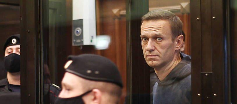 Alexeï Navalny a été condamné pour avoir violé son contrôle judiciaire.