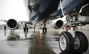 Illustration Boeing 737.