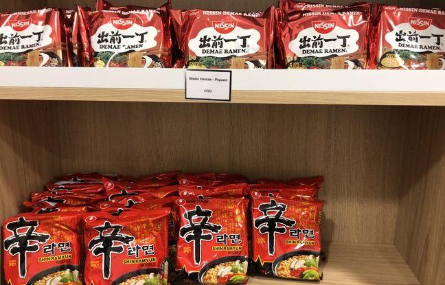 Des produits japonais