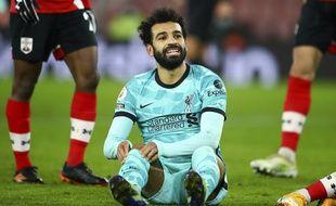 Mo Salah et les Reds impuissants contre Southampton