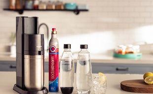 Profitez des réductions sur les machines Sodastream chez Darty pendant les French Days