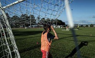 Une loi a été déposée au Sénat pour renforcer la protection des mineurs dans le sport (photo d'illustration).