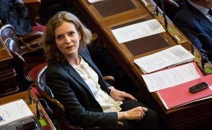 Nathalie Kosciusko-Morizet au Conseil de Paris, le 17 novembre 2014.