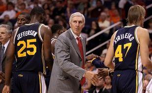 Jerry Sloan, ex-coach de la franchise NBA des Utah Jazz, est décédé à 78 ans.