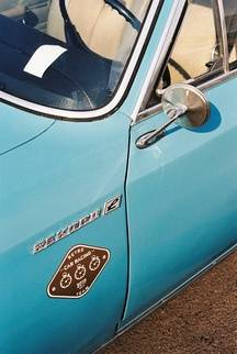 Illustration d'une voiture Opel