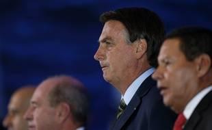 Jair Bolsonaro à Brasilia, le 9 décembre 2019.