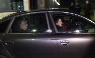 Jacqueline Sauvage est sortie de prison le 28 décembre 2016, après avoir été graciée par le président Hollande