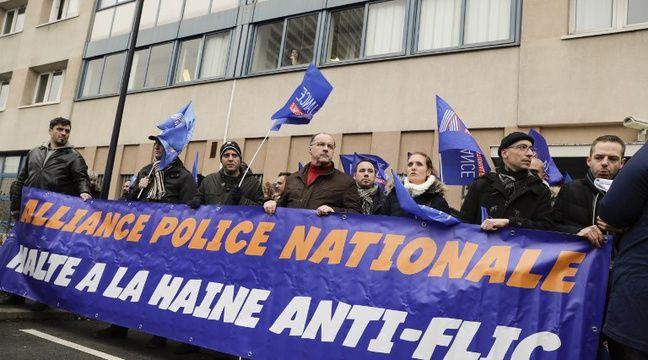 Agression de deux policiers à Champigny: Des ...