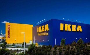 A Sydney, le 31 août prochain, trois familles passeront une nuit dans un magasin Ikea.