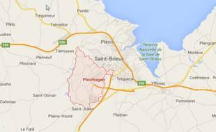 Les onze migrants ont été découverts à Ploufragan dans les Côtes d'Armor.