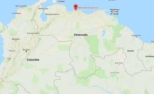 Une émeute a eu lieu dans le centre de détention Hélicoïde, à Caracas.