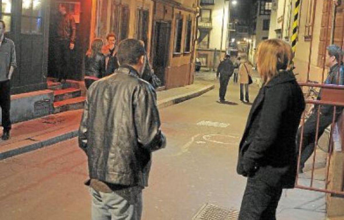 Les bars demandent à leurs clients de respecter la tranquillité des voisins. –  Archive G. Varela / 20 Minutes