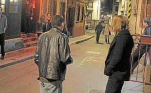 Les bars demandent à leurs clients de respecter la tranquillité des voisins.