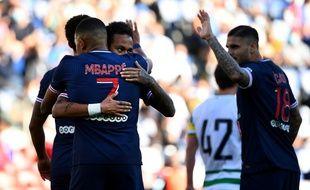 Mbappé et Neymar sont encore apparus en grande forme avant la finale de Coupe de France contre Saint-Etienne.