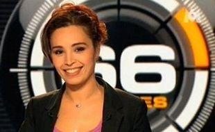 Aïda Touihri a présenté «66 Minutes» sur M6 de 2006 à 2012.