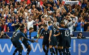La France a battu les Pays-Bas au Stade France, le 9 septembre 2018.
