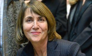 Christine Albanel, ex-ministre de la Culture, le 3 décembre 2012 au Centre Pompidou à Paris.