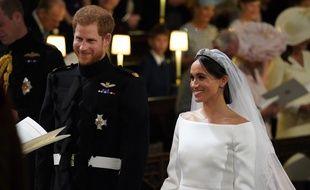 Meghan et Harry échangent leurs consentements dans la chapelle Saint-George