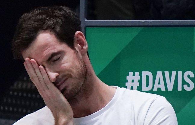 Open d'Australie: Andy Murray forfait en raison d'une blessure