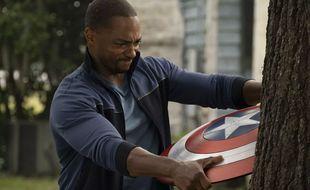 Allez Sam Wilson, un petit effort, faut bien ça pour devenir le nouveau Captain America !