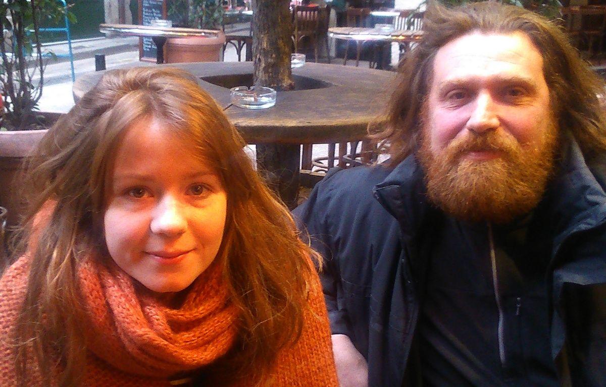 Alice et Gérald ont lancé les Ginger Party à Lyon, soirées réservées aux roux. – C.Girardon