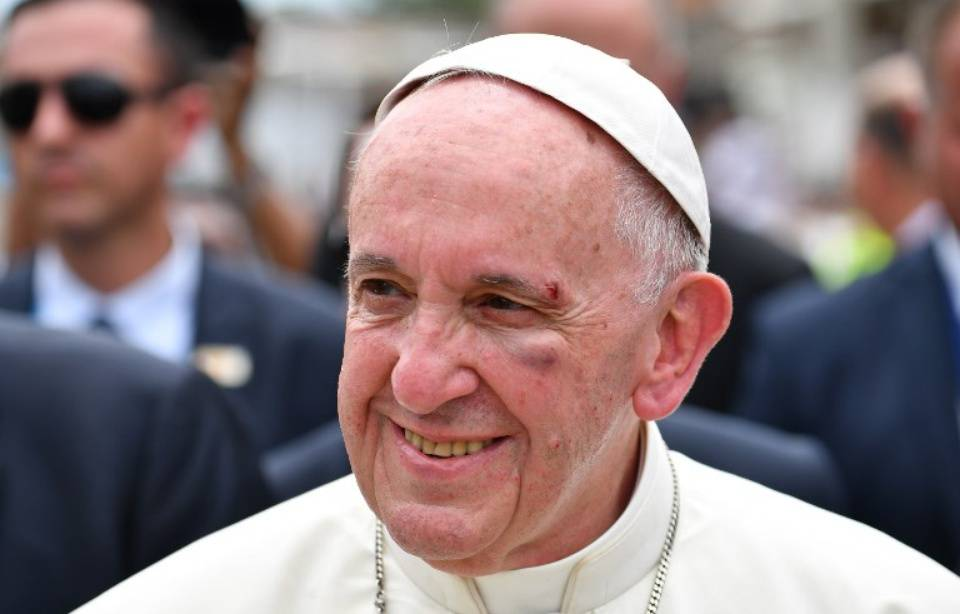 Le Pape François en  Colombie 960x614_joli-coquard-pape